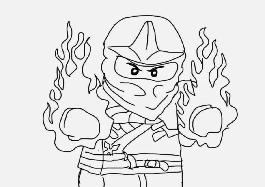 Ninjago Dragon Coloring Pages Ninjago Coloring Pages For