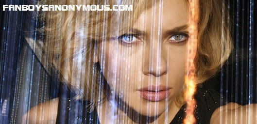 Avengers Black Widow actress Scarlett Johansson unlocks the full powers of her brain in sci-fi action thriller Lucy