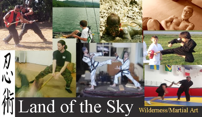 Land of the Sky <br> Wilderness School