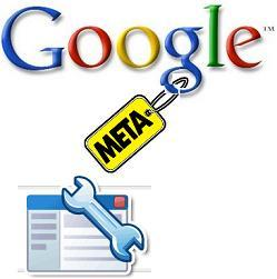 Google and Meta Tags