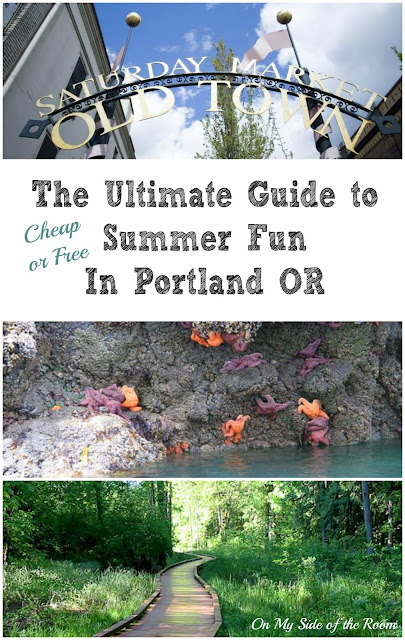 Summer Fun Guide For Portland Oregon