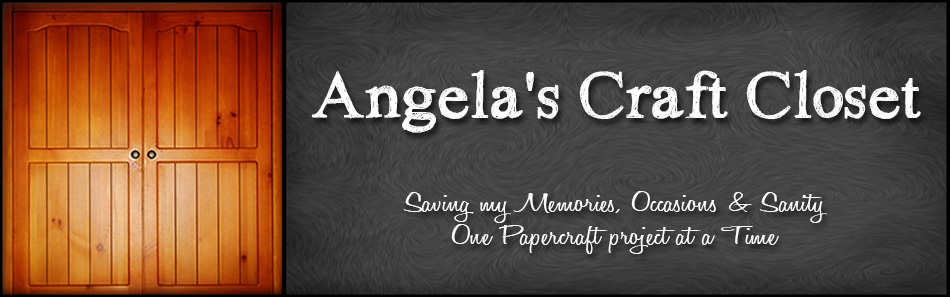 Angela&#39;s Craft Closet