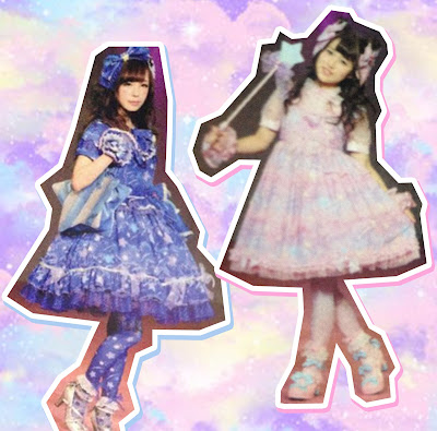 kawaii lolita fashion mintyfrills cute