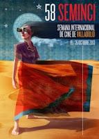 Cartel de la Seminci 2013 de Iván San Martín