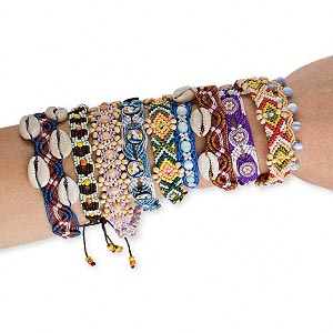 String Bracelet Patterns