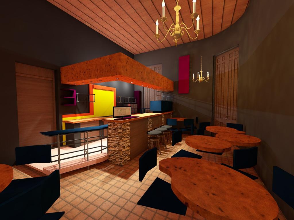 Villa Flora Café