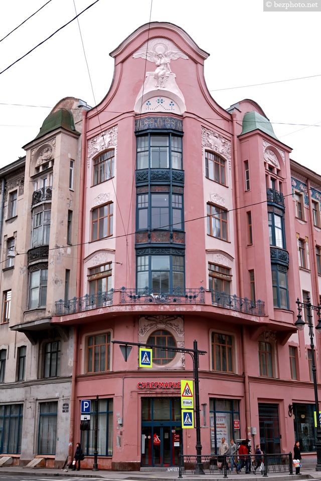 доходный дом бадаева