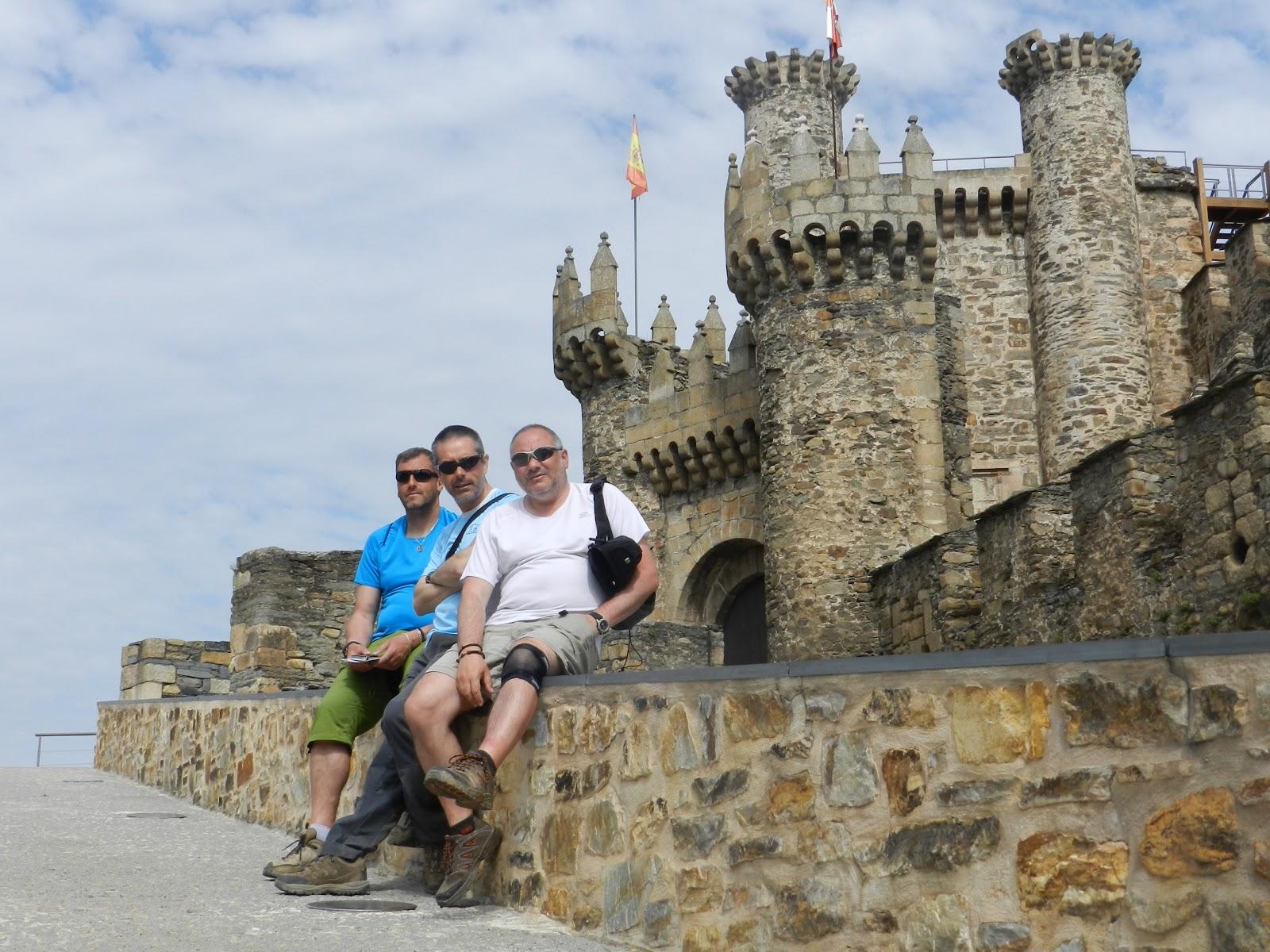 Camino de santiago 2012 no pain no glory etapa 9 el for Oficina de turismo ponferrada