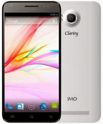 Hp Imo Clarity X8