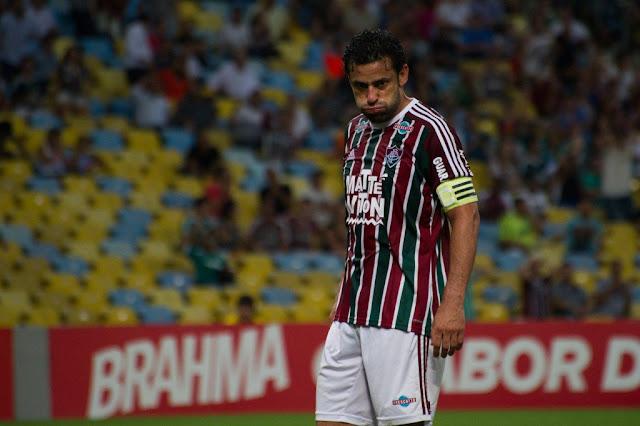 Fred desperdiçou pênalti quando o Fluminense vencia por 1 a 0 (Foto: Bruno Haddad/Fluminense F.C.)