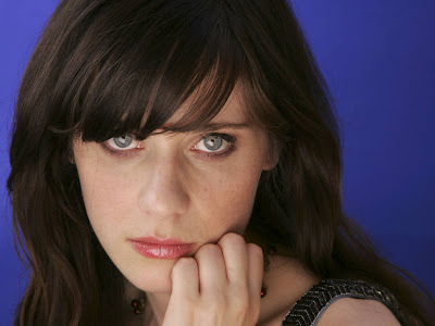 Zooey Deschanel Free Wallpaper