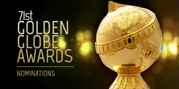 71 golden globe nominations