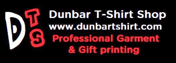 Dunbar t-shirt printing