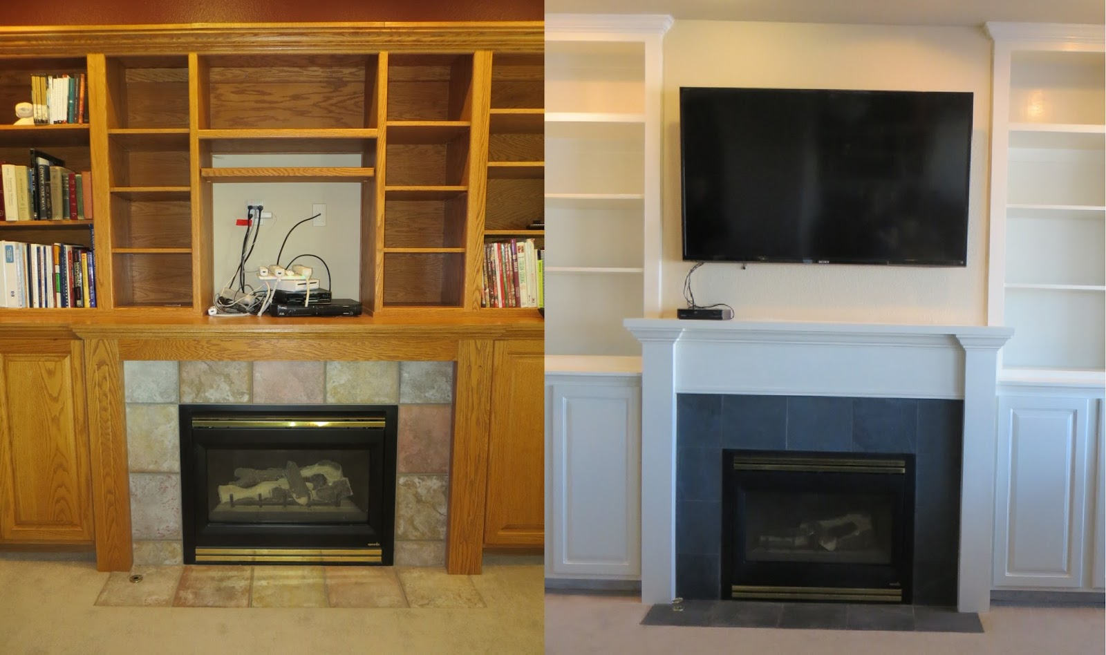 cottonwood row updated family room