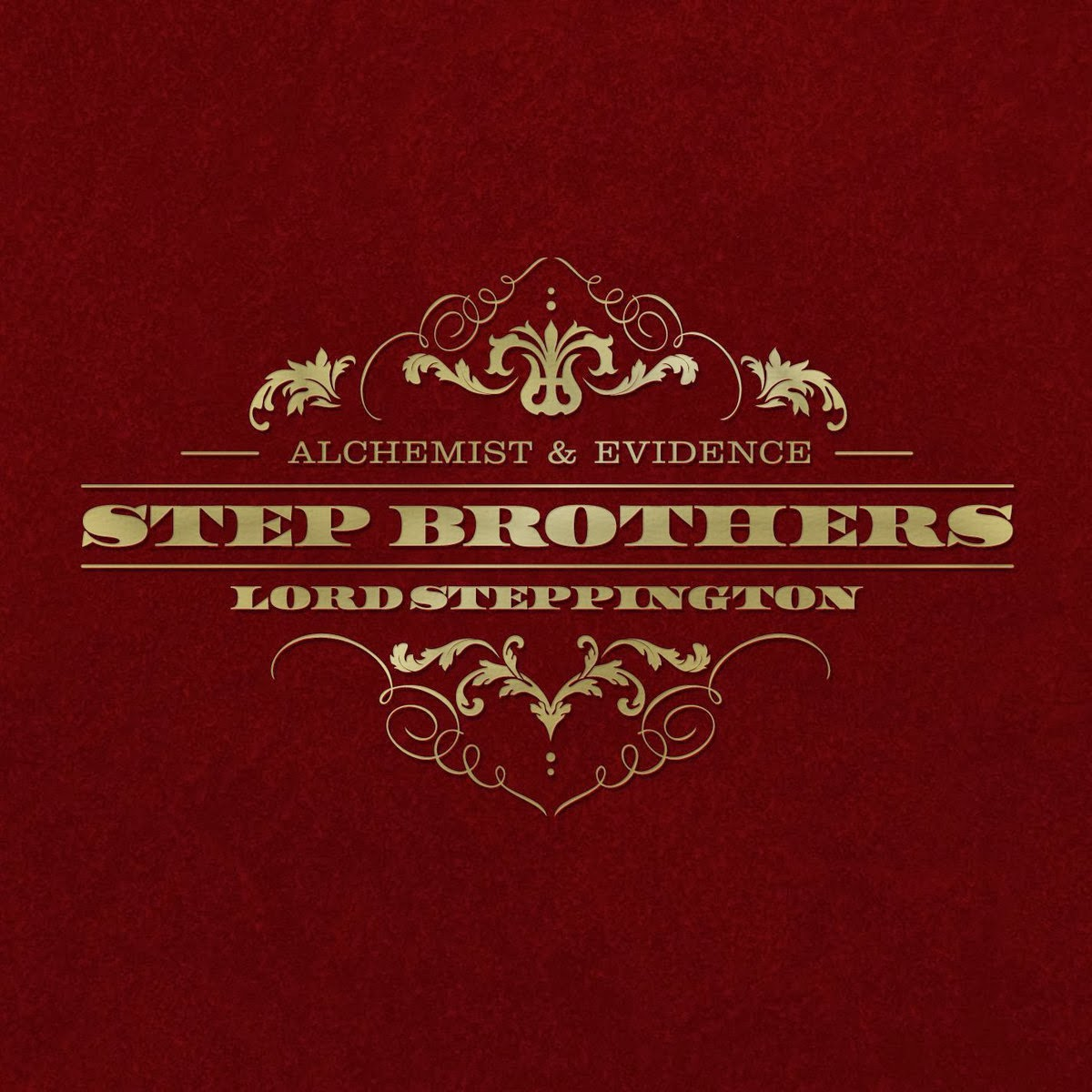 Step Brothers - Lord Steppington Album Cover