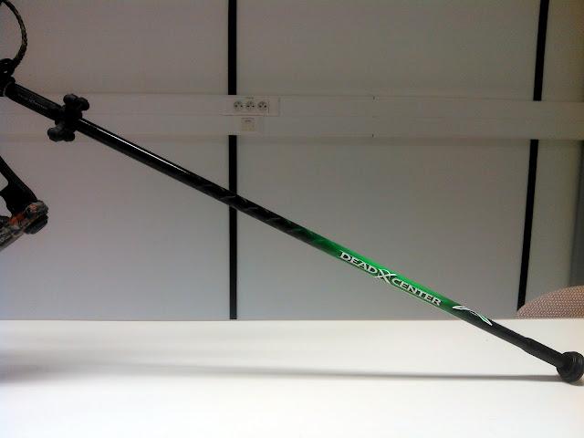 Les Stabilisations Dead Center Archery - La gamme Diamond Series IMG_20160128_170410