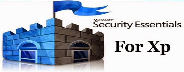 microsoft security essentials for xp