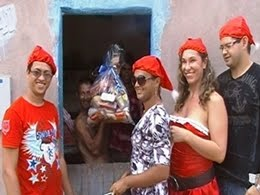 Natal Solidário - 24/12/11.