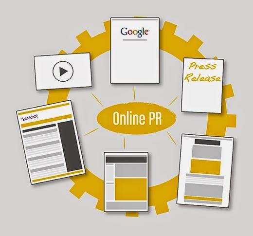 Các cách PR Online trong chiến dịch Digital Marketing 2