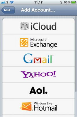 Create A Free iCloud Email