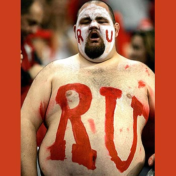 Rutgers Is B1g Eleven Warriors
