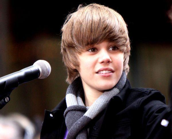 Justin Bieber Hairstyle 2012