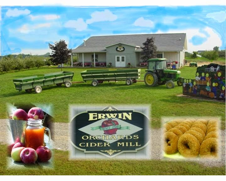Apple Orchards & Cider Mills in Livingston County