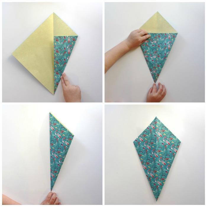 Como hacer un cisne de papel paso a paso pictures to pin - Como hacer jarrones de papel ...