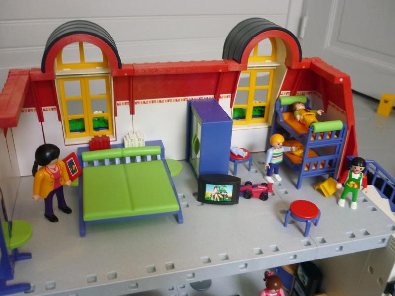 La bo te bazar maison playmobil for Prix salle de bain playmobil