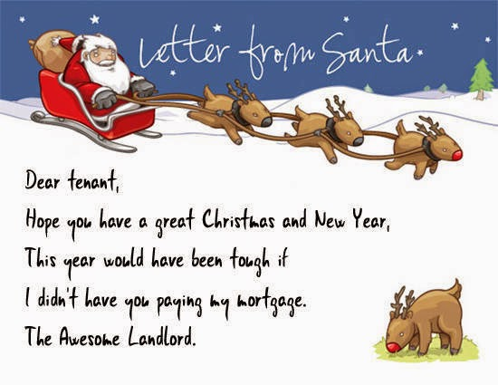 funny Christmas messages 2014