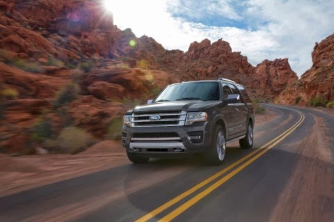 Say Hello to the 2015 Ford Expedition