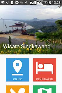 Aplikasi Sistem Informasi Kota Singkawang Berbasis Android 5