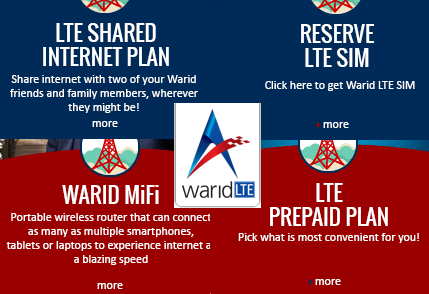 mobile internet in Pakistan
