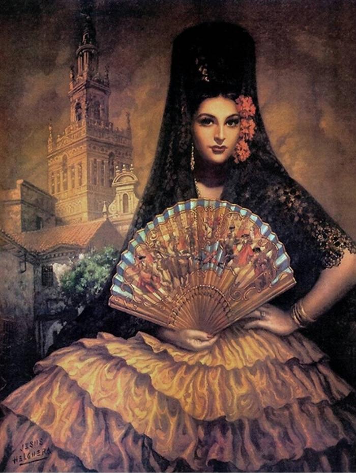 Jesús Helguera ~ Classical painter