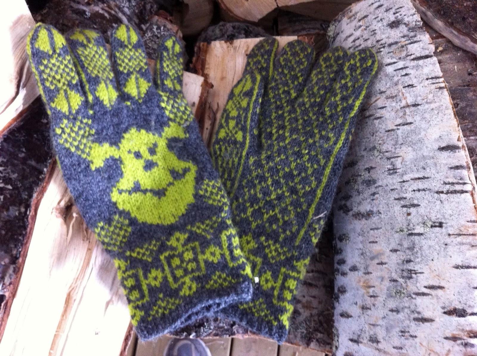 islandsk genser lett lopi mønster