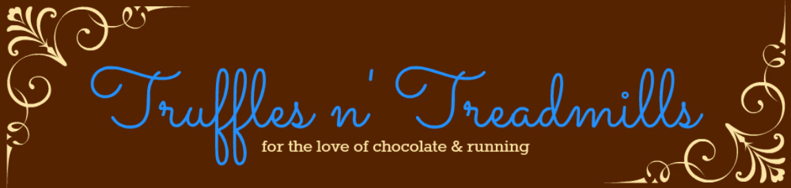 Truffles n&#39; Treadmills
