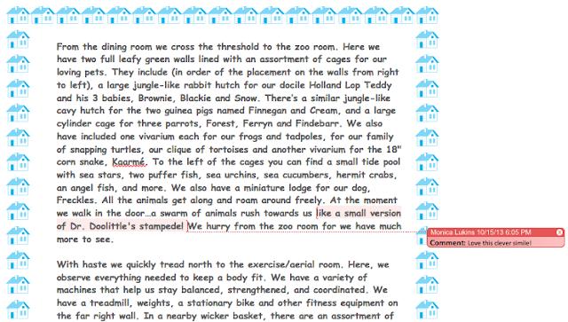 using metaphors in essays
