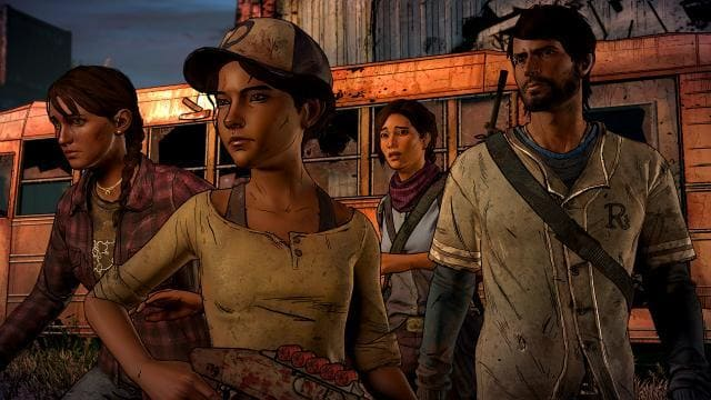 The Walking Dead - A New Frontier Episódio 5 Torrent