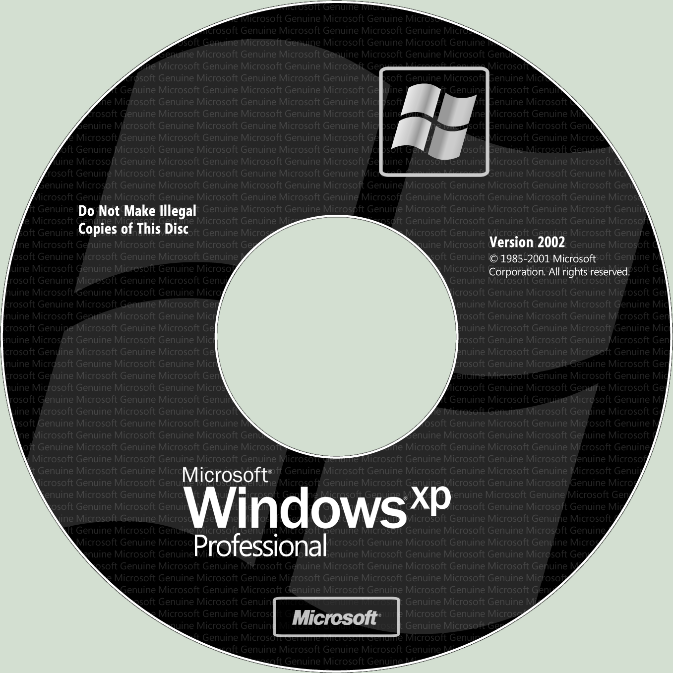 windows xp professional 64 bit edition