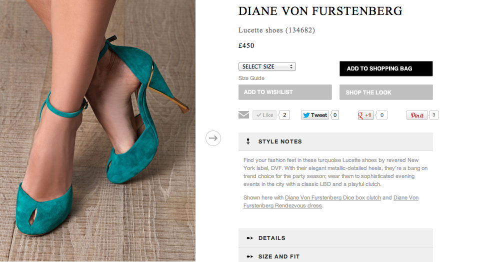 Falling For Diane – DVF