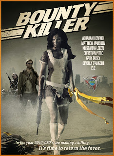 Bounty Killer (2013) Movie Poster