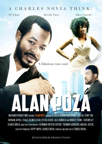 Movie: Alan Poza Produced And Directed By Charles Novia