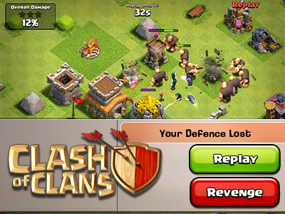 Clash of Clans Game Mechanics