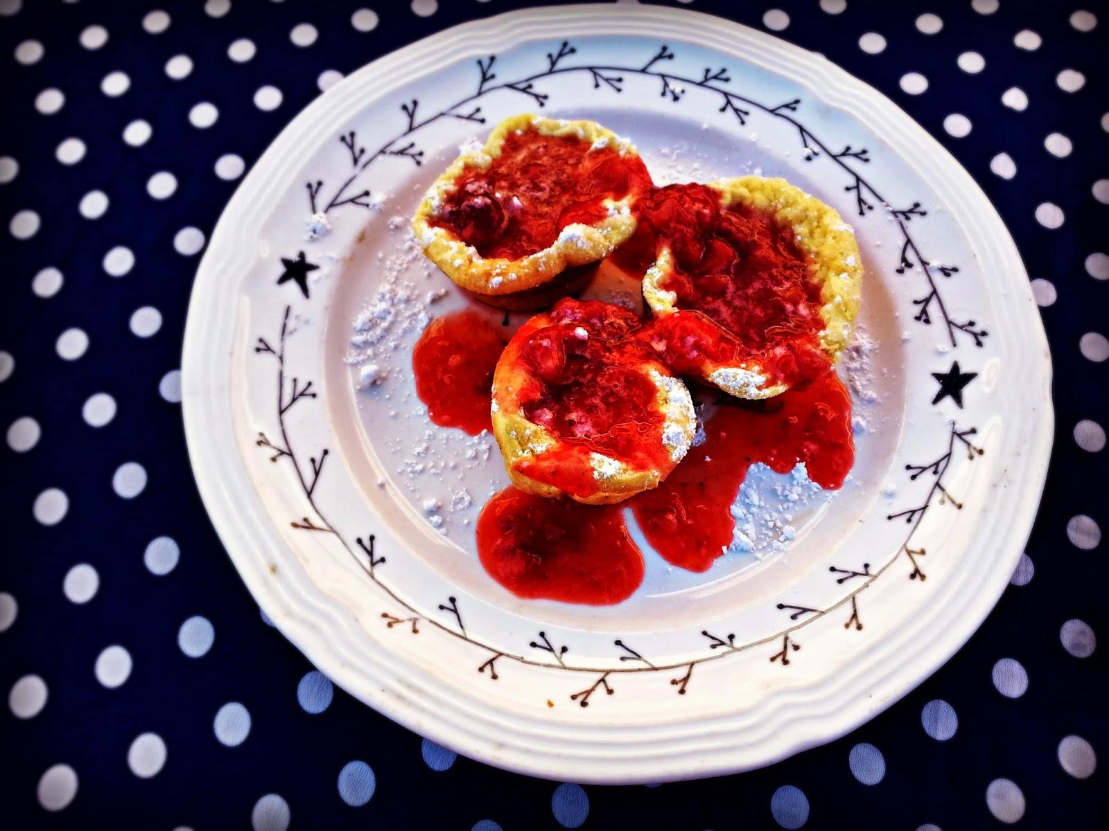 Mini Puff-Puff Pancakes