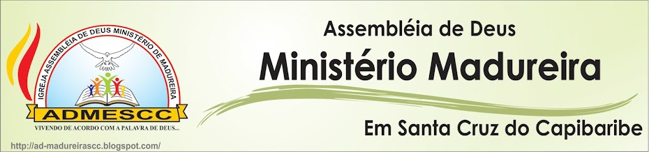 Assembléia de Deus Madureira -  Santa Cruz Do Capibaribe