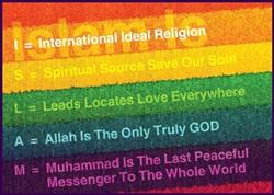ISLAM IS DA WAY OF LIFE