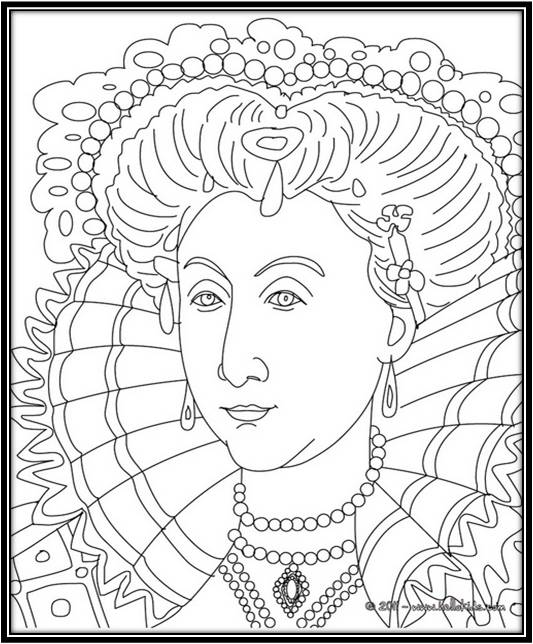 British Royals Coloring Pages 2013Reading