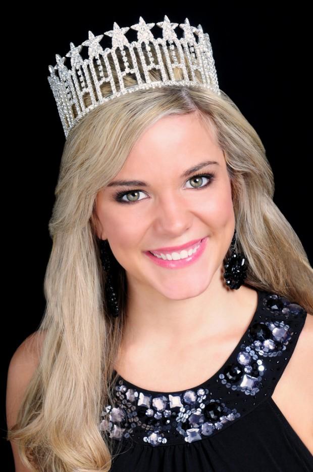Jordan Marie Morkin - Miss Wisconsin USA 2012
