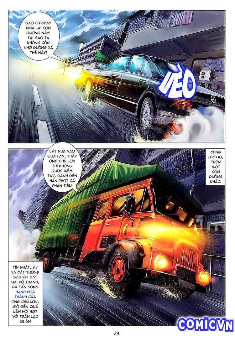 Cửu Long Thành Trại chap 31 - Trang 29
