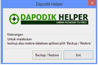 Download Dapodik Helper